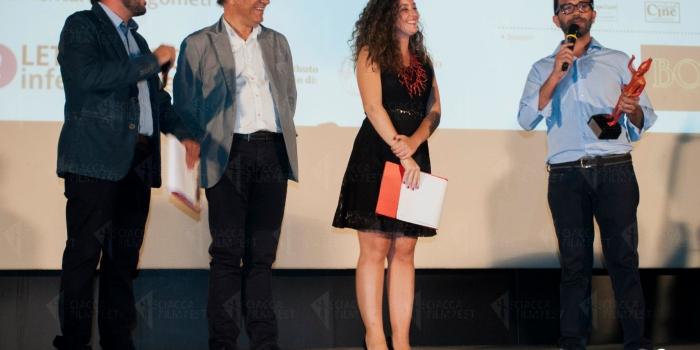 Dio delle Zecche premiato allo Sciacca Film Fest